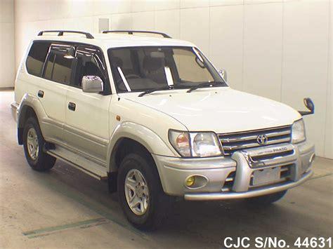 1999 Toyota Land Cruiser For Sale 1999 Toyota Land Cruiser Prado White For Sale Stock No