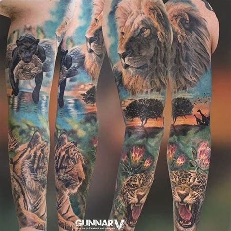 animal sleeve tattoo animal sleeve www pixshark images galleries