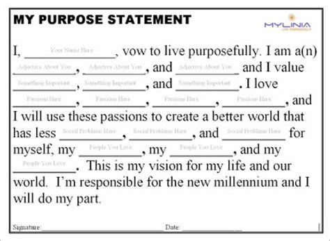 Building A Resume Online by Purpose Statement Template Julliengordon Com