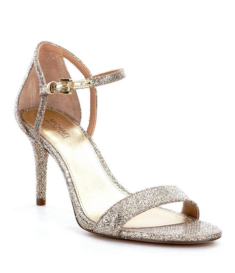 michael kors dress sandals michael michael kors dress sandals dillards