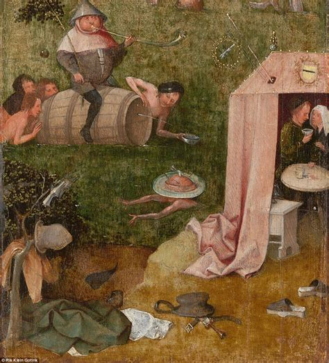 dutch artist hieronymus bosch s collection exhibited for the first time 500 years daily mail