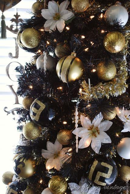black christmas tree christmas pinterest black
