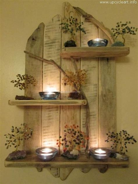 Wood Home Decor Ideas by 50 Diy Pallet Ideas Upcycle