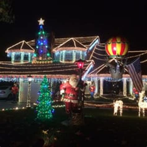 Rancho Cucamonga Lights by Thoroughbred Lights Favorite House Rancho