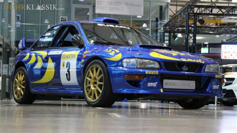 subaru wrc for sale colin mcrae s 1997 subaru wrc imprezza for sale top