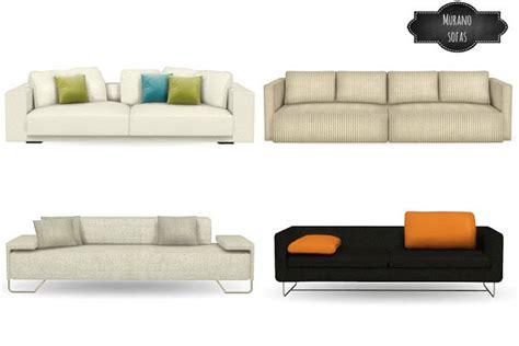desain meja sofa murano sofa conversions mio sims sims 4 cc pinterest