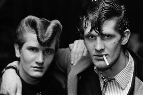 the teddy boys hairstyle the teddy boys britain s original teenage rebels