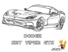 Dodge Viper Coloring Pages dodge viper that you can print free coloring pages