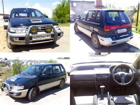 mitsubishi rvr 1995 1995 mitsubishi rvr pictures 2000cc diesel automatic
