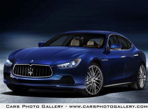 Maserati Four Door by Maserati Ghibli Is The Midsize Four Door Sedan In