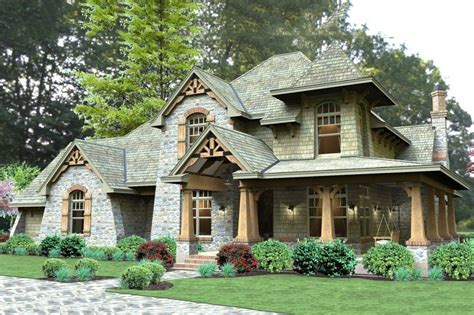storybook craftsman house plans storybook craftsman house plans new plan wg stone cottage with flexible garage new