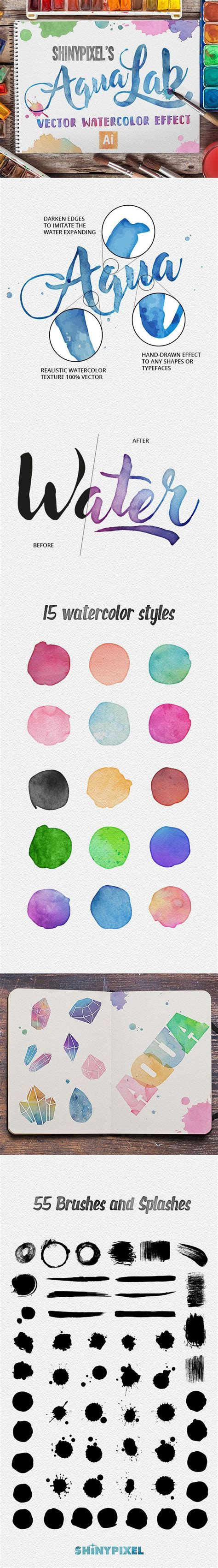 illustrator tutorial watercolor effect 251 best images about illustrator add ons on pinterest