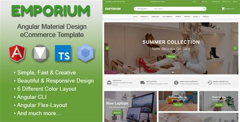 Material Design Archives Download Nulled Templates Free Angular Ecommerce Template