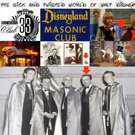 walt disney illuminati 77 best walt disney freemason satanic pedephile images on