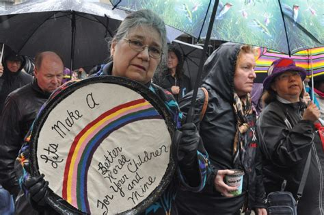 Is Hoping For A Reconciliation by Toronto Walk Marks End Of Nations And