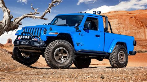 Easter Jeep Safari 2020 by Six Custom 2020 Jeep Gladiator Trucks Coming To Easter