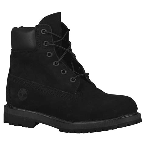 black timberland boots for timberland womens boots black gainslifestyle