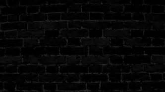 Dark Brick Wall by Black Brick Wall Free Ppt Backgrounds For Your Powerpoint