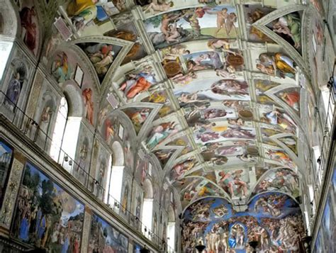 Italian Artist Who Painted The Ceiling Of The Sistine Chapel by Muru S 5 Must Read Success Lessons From Michelangelo