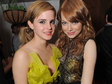 emma stone vs emma watson who would be better in an action movie emma stone or emma