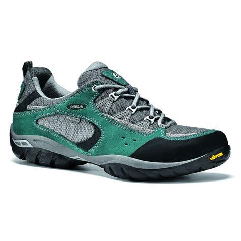 asolo alias gv s walking shoes s petroleum