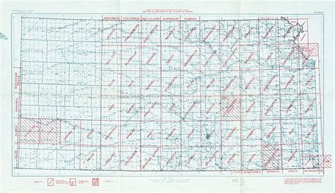 kansas historical topographic maps perry casta 241 eda map