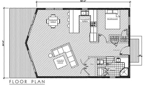 Timber Frame 3 Plan Single Level A Frame House Plans