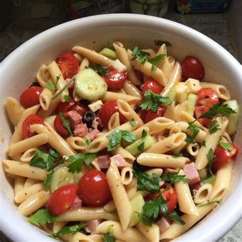 easy pasta salads easy pasta salad 187 recipes 187 backyard farms