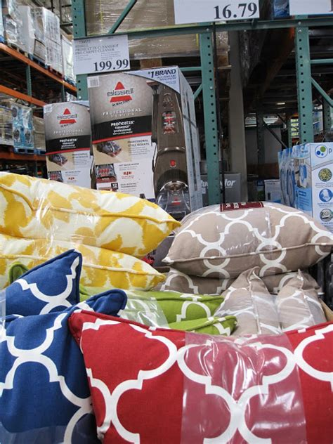 Pillows Costco by Simple Details Riad Pillows At Costco