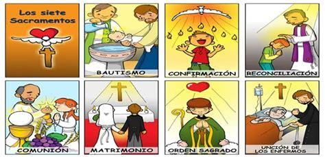 sacramentos animados los sacramentos de la iglesia catolica para ni 241 os imagui