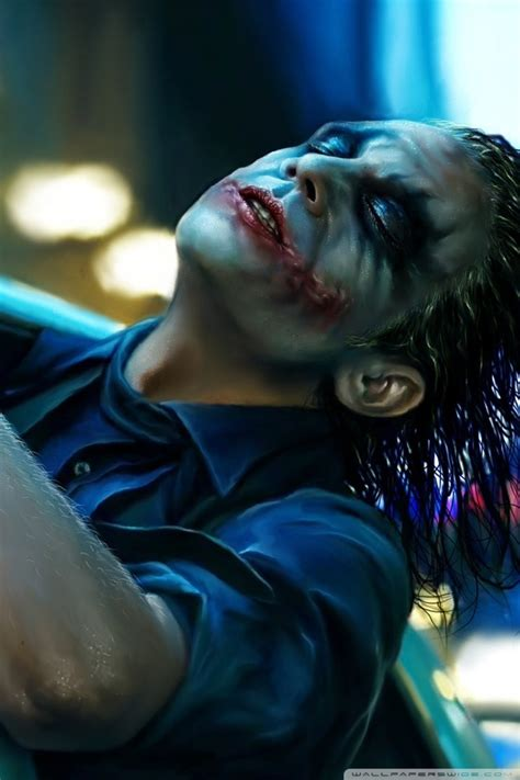 joker painting  hd desktop wallpaper   ultra hd