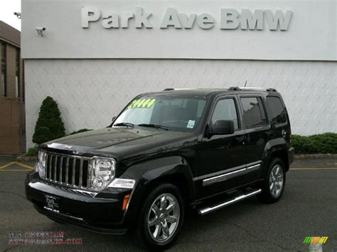 jeep limited black 2010 jeep liberty limited 4x4 in brilliant black crystal