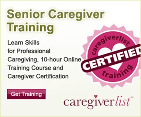 caregiverlist find senior care