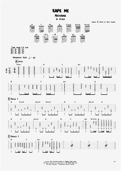 guitar tutorial nirvana guitar guitar tabs nirvana guitar tabs nirvana guitar