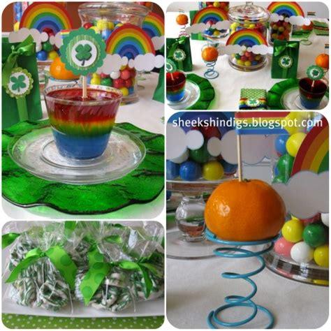 apparecchiare la tavola per compleanno apparecchiare la tavola a san patrizio feste e compleanni