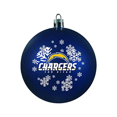 san diego chargers christmas tree ornaments