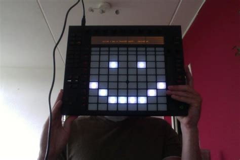 ableton push swing flying lotus attempt with ableton push and a cat youtube
