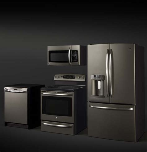 matte appliances slate vs stainless steel kitchen design blog
