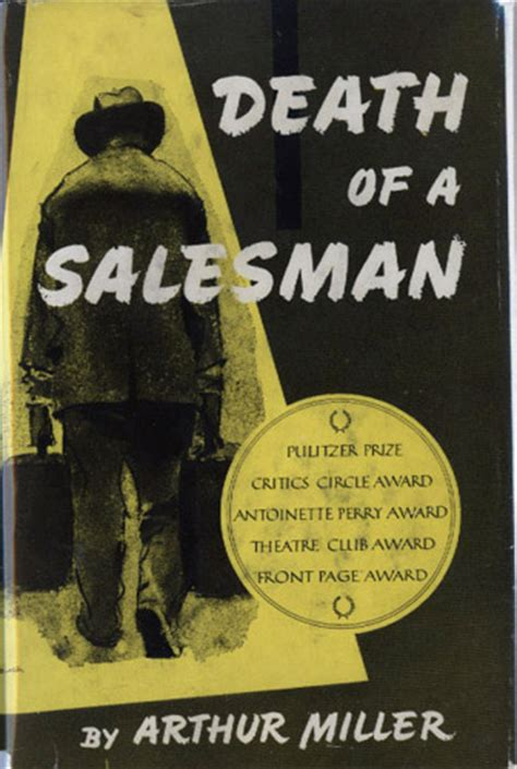 themes in the book death of a salesman death of a salesman main conflict