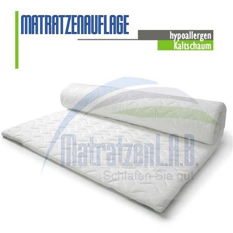 mattress pad cold foam 120 x 200 height 6 cm mattress