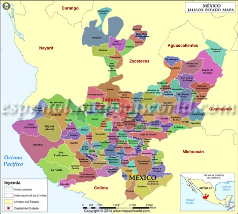 jalisco mexico map tequila jalisco mexico map jalisco mexico mapa de jalisco mexico quotes