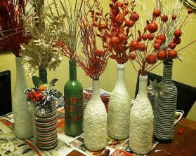 creative ideas to decorate home repurposed glass bottles into creative decorations