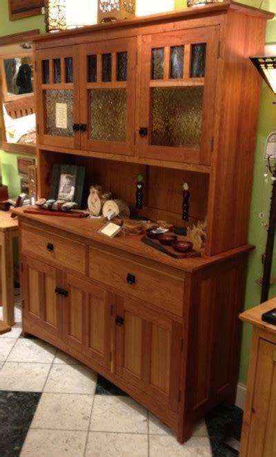mission style cherry dining room furniture craftsman cherry quot craftsman quot three door hutch boulder furniture arts