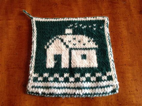 knitting pattern pot holder easy knit pot holder my work pinterest pots pot holders
