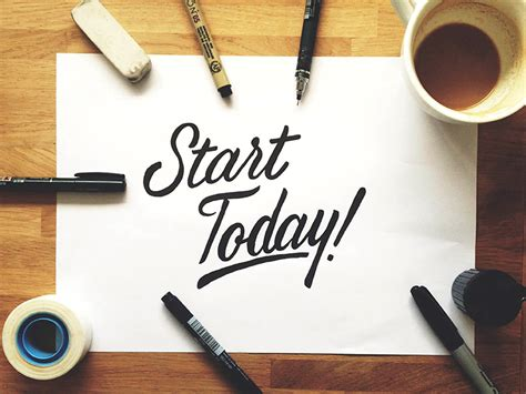how to start today s doodle start today by ian barnard dribbble