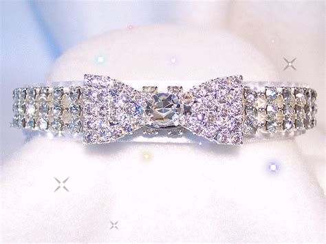 jeweled collars discover unique collars and clothes for your favorite pooch on