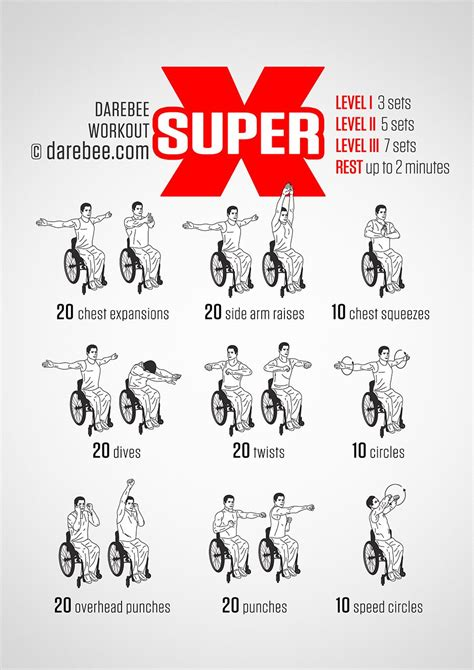 easy and wheelchiar workouts try out this x workout easy wheelchair