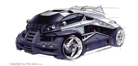 concept vehicle design by turi cacciatore