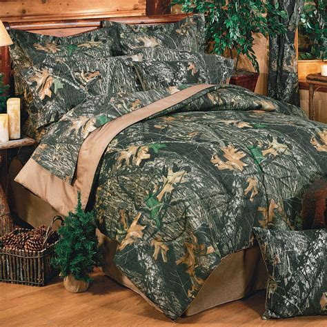 camouflage comforter sets california king size mossy oak
