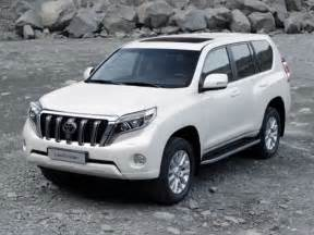 Toyota Prado 2015 Review Toyota Prado Txl 2015 Reviews Prices Ratings With